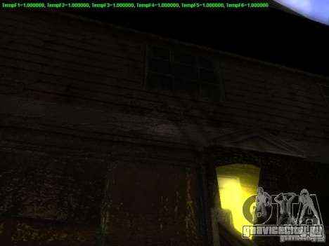 Новые текстуры небоскрёбов LS для GTA San Andreas второй скриншот