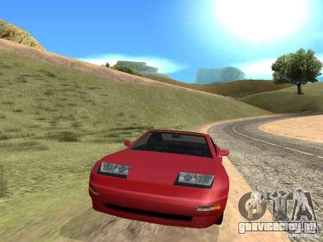 Дорожное приключение для GTA San Andreas второй скриншот