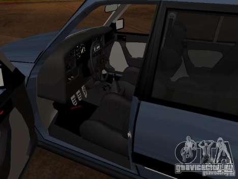 Chevrolet Monza GLS 1996 для GTA San Andreas вид сбоку