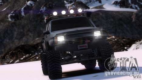 Jeep Cheeroke SE v1.1 для GTA 4