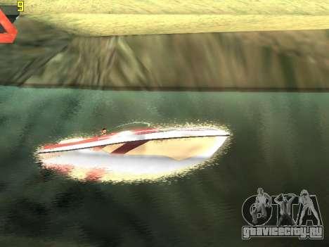 ENBSeries v3 для GTA San Andreas четвёртый скриншот