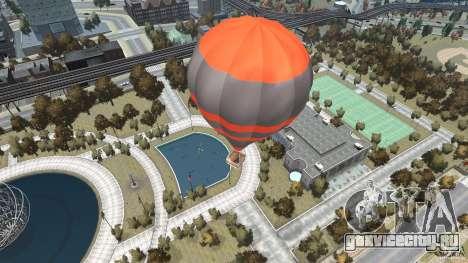 Balloon Tours option 4 для GTA 4 вид сзади слева