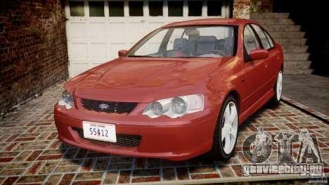 Ford Falcon XR-8 для GTA 4
