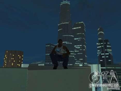 Weapons Pack для GTA San Andreas десятый скриншот