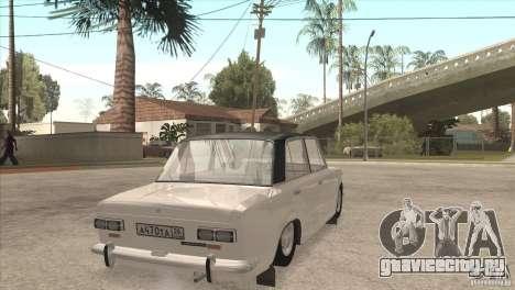 ВАЗ 2101 Dag для GTA San Andreas вид сбоку