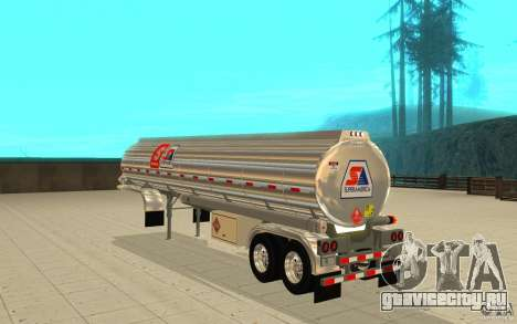 Полуприцеп Petrotr для GTA San Andreas