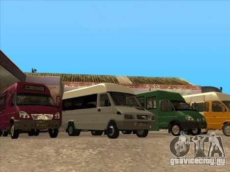 Iveco TurboDaily 35-10 для GTA San Andreas вид сзади