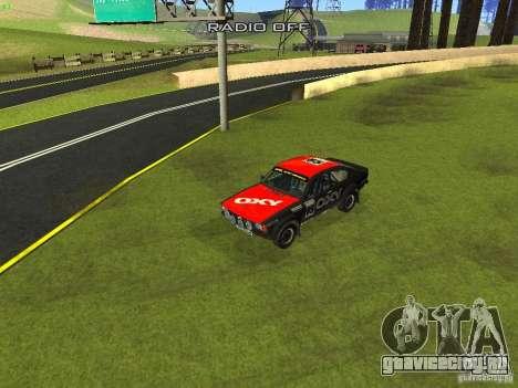 Opel Kadett для GTA San Andreas двигатель