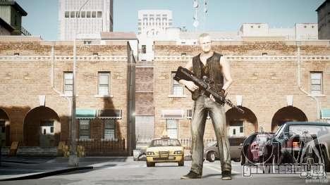 Мерл Диксон для GTA 4 четвёртый скриншот