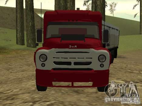 ЗиЛ 130 Тягач для GTA San Andreas вид слева