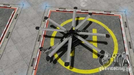 Вертолёт C.E.L.L. для GTA 4 вид справа