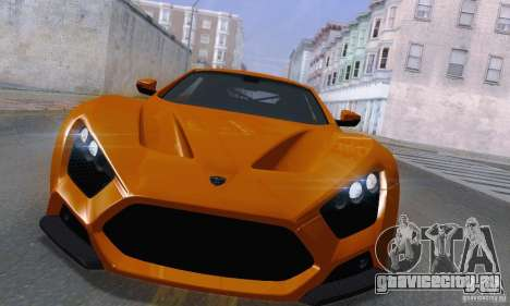 ENBSeries by dyu6 v6.0 для GTA San Andreas второй скриншот