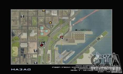 Заправки ЛУКОЙЛ для GTA San Andreas третий скриншот