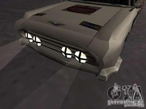 Bloodring Banger A из Gta Vice City для GTA San Andreas вид сзади