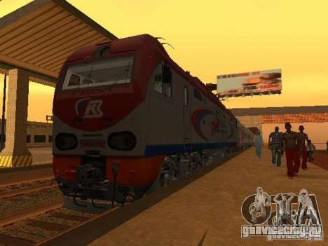 ЭП2К-032 для GTA San Andreas вид слева