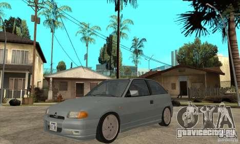 Opel Astra GSI 1993 Stock для GTA San Andreas