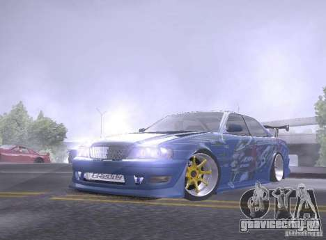 Toyota Chaser JZX100 Weld для GTA San Andreas