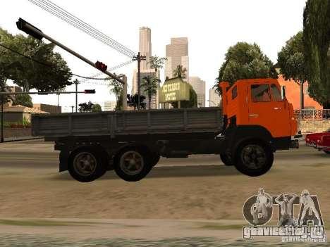 КамАЗ 5320 для GTA San Andreas вид слева