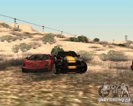 ENBSeries by Nikoo Bel для GTA San Andreas четвёртый скриншот