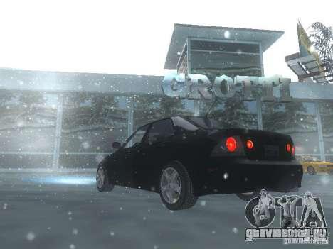 Lexus IS300 для GTA San Andreas колёса