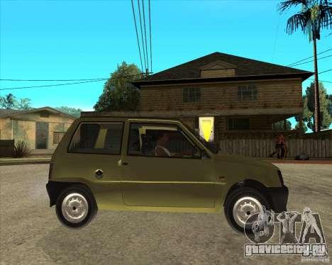 OKA 1111 Kamaz для GTA San Andreas вид справа