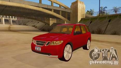 Saab 9-7X для GTA San Andreas