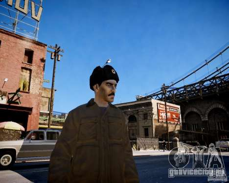 Niko - Stalin для GTA 4 третий скриншот