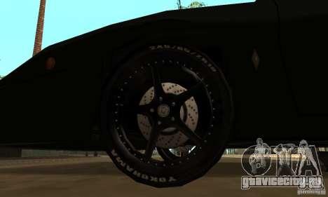 Комплект Tuning Sport Wheel для GTA San Andreas второй скриншот