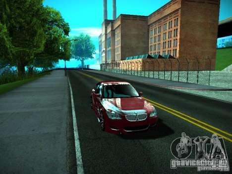 ENBSeries V4 для GTA San Andreas третий скриншот