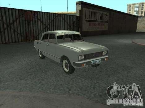 Москвич 2140 SL для GTA San Andreas