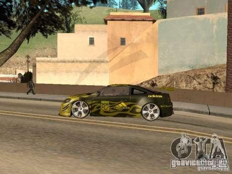 Chevrolet Cobalt SS Shift Tuning для GTA San Andreas вид слева