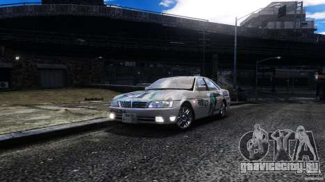 Nissan Laurel GC35 Itasha для GTA 4