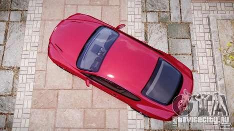 Bentley Continental SS v2.1 для GTA 4 вид справа