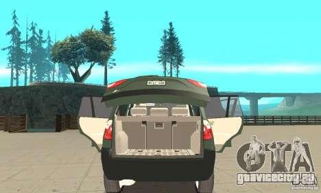 BMW X3 2.5i 2003 для GTA San Andreas вид сбоку