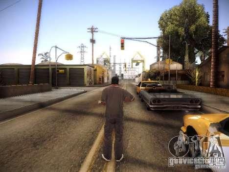 SA DirectX 1.1 Beta для GTA San Andreas четвёртый скриншот