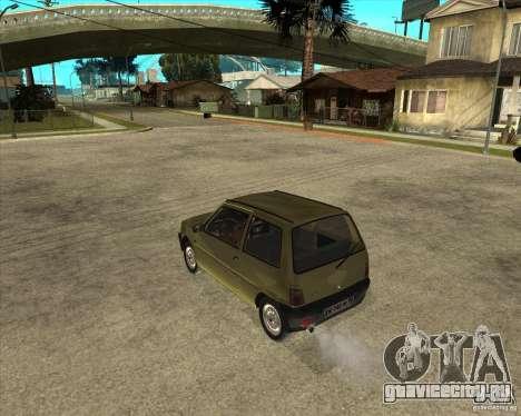 OKA 1111 Kamaz для GTA San Andreas вид слева
