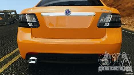 Saab 9-3 Turbo X 2008 для GTA 4 салон