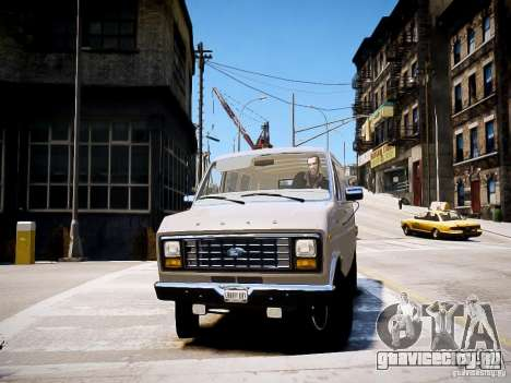 Ford E-150 1979 Short Version для GTA 4