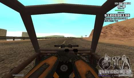 Гордон Фримен для GTA San Andreas четвёртый скриншот