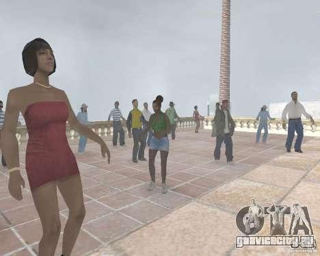 Madd Doggs party для GTA San Andreas третий скриншот