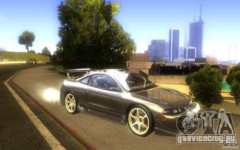 Mitsubishi Eclipse DriftStyle для GTA San Andreas