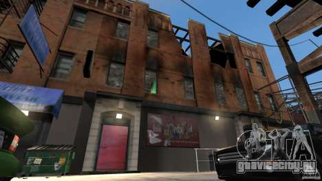 Break on Through beta MOD для GTA 4