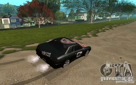 Elegy JDM для GTA San Andreas вид слева