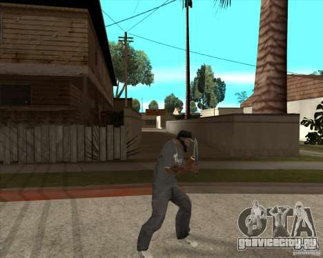 Rambo HD для GTA San Andreas третий скриншот