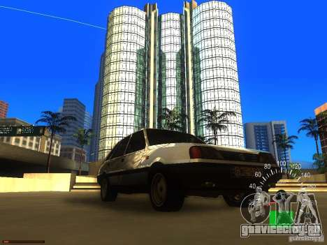 FSO Polonez Caro для GTA San Andreas