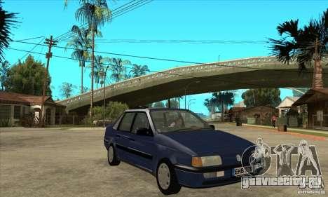 Volkswagen Passat B3 Stock для GTA San Andreas вид сзади