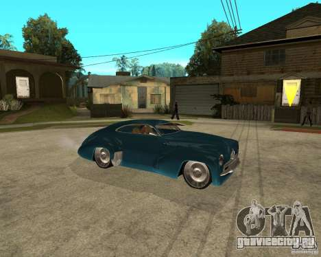 Holden Efijy для GTA San Andreas вид справа