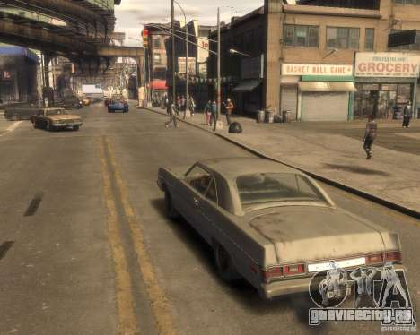 1975 Dodge Dart Rust для GTA 4