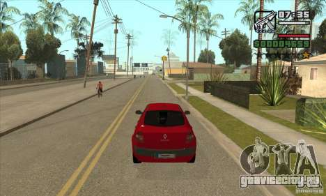 Проехал на красный - получи звезду для GTA San Andreas третий скриншот