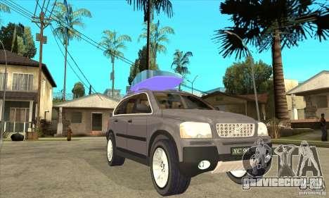 Volvo XC90 Sport для GTA San Andreas